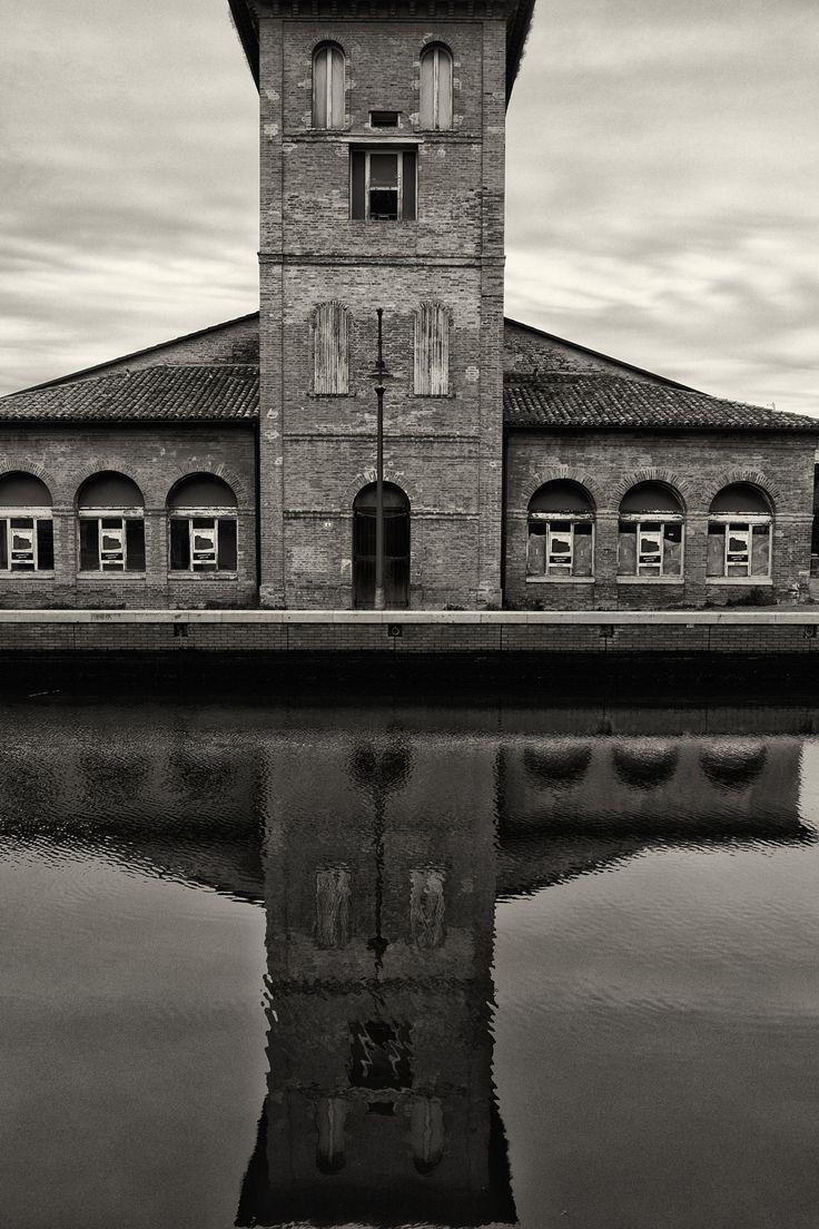 Magazzino Darsena - Cervia - Magazzino Darsena, salt storehouse