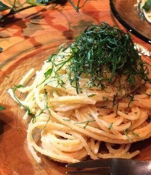 子供から大人まで大人気のパスタ☆たらこスパゲティ、1位レシピ5選 ... たらこスパゲティ、1位のレシピ③:レシピブログで1位!大葉香るたらこスパゲティ