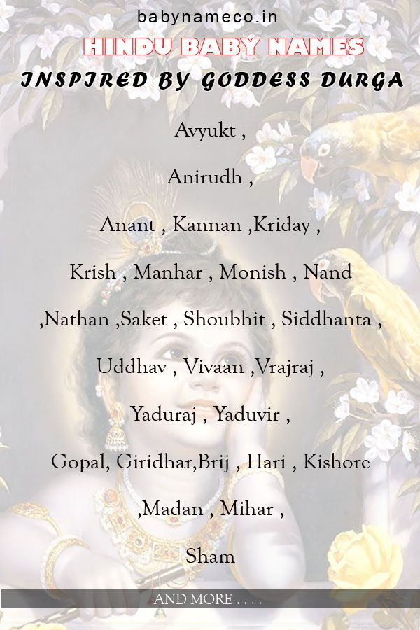 19+ Baby boy names 2019 indian a to z info