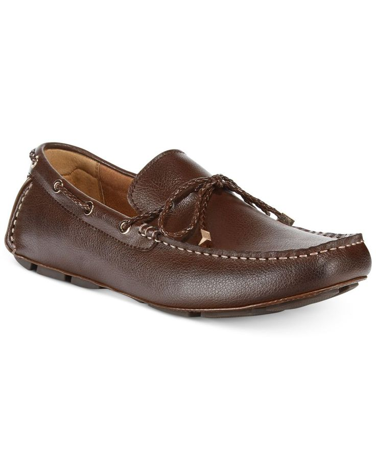 Alfani Tanner Pebbled Drivers - All Men's Shoes - Men - Macy's