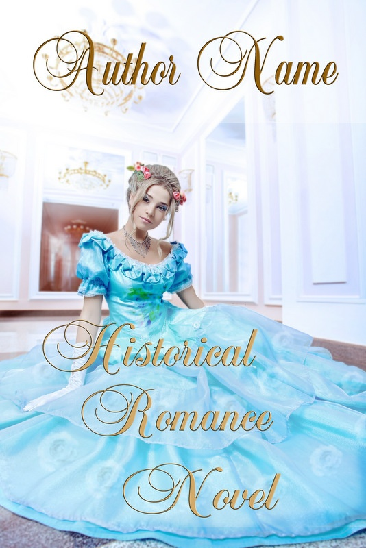 Historical Romance Book Cover