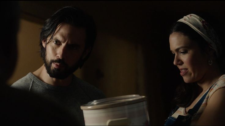 Until today, what I knew about This Is Us could fit on the head of a pin: Milo Ventimiglia is a man named Jack(?) who could stand to wash his hair; Mandy Moore is his wife; Jack is dead; the show makes people cry and cry and cry. Now I know this: the reason that Jack died is because of a fucking Crock Pot.