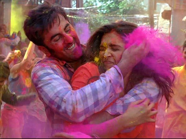 Deepika Padukone + Ranbir Kapoor