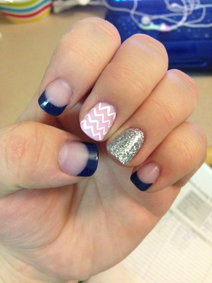 19 best nails <3 images on Pinterest | Anchor nails, Make up looks ...