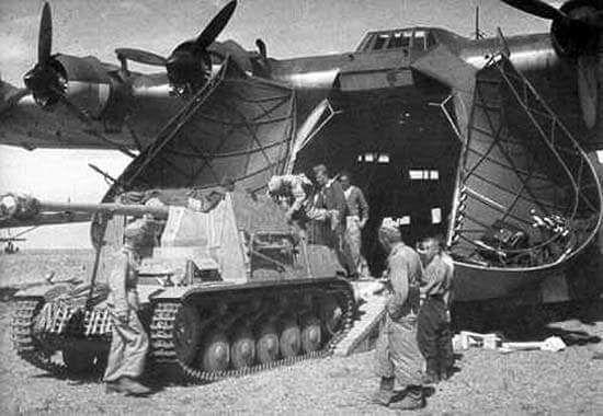 Messerschmitt Me232 Gigant
