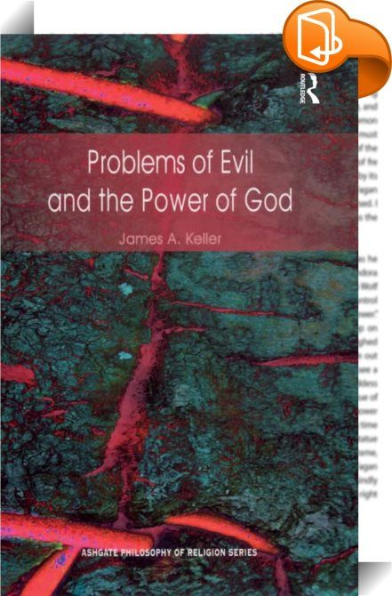 Problems of Evil and the Power of God    :  Why do bad things happen, even to good people? If there is a God, why aren't God's existence and God's will for humans more apparent? And if God really does miracles for some people, why not for others? This book examines these three problems of evil - suffering, divine hiddenness, and unfairness if miracles happen as believers claim - to explore how different ideas of God's power relate to the problem of evil.  Keller argues that as long as ...