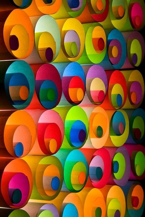 .very colorful