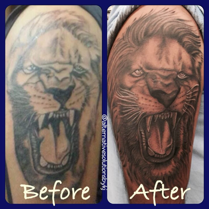 Before and After Tattoo Photos | America's Worst Tattoos | TLC