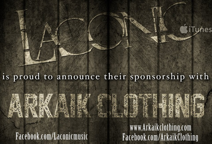 Arkaik Clothing sponsorship Flyers and Promos Pinterest - clothing sponsorship