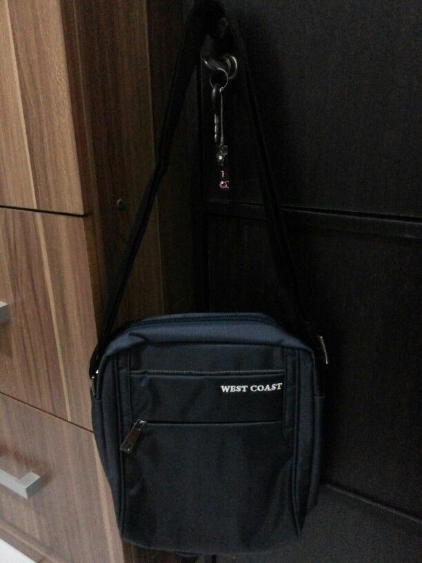 Navy Blue Slingbag from West Coast
