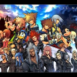 Play it again Sora Kingdom Hearts HD 25 Remix due in December -  Kingdom Hearts' second collection of HD remixes hits North America on December 2 and Europe on three days later. The release dates come courtesy of a new E3 trailer, and if you