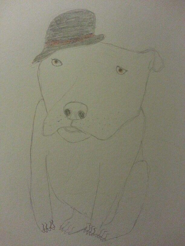 Terrier by Emily Christensen