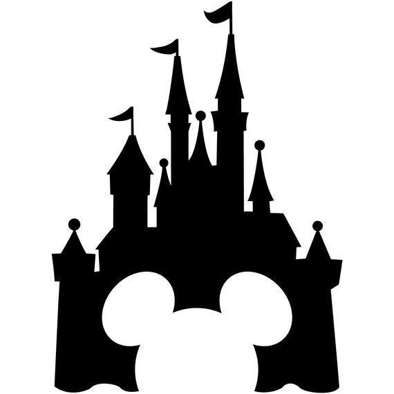 Walt Disney and Mickey Mouse Decal Sticker car window wall decal Disneyland