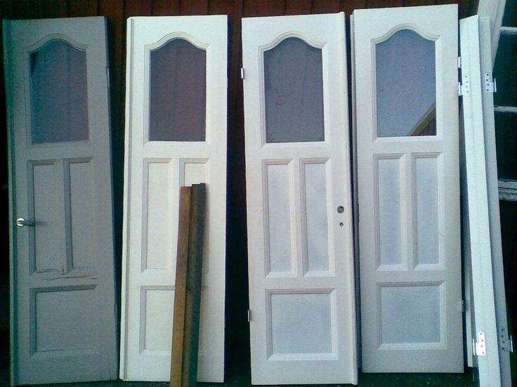 Lillieskölds Snickeri - Dörrar