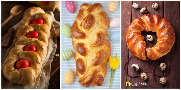 Τα καλύτερα Πασχαλινά πολίτικα τσουρέκια - gourmed.gr