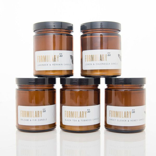 Shop now at The Candle Library. Formulary 55 candles are hand lured in the US using 100% natural vegetable wax.