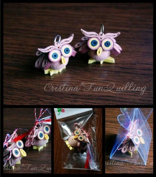 cute owls by cristina