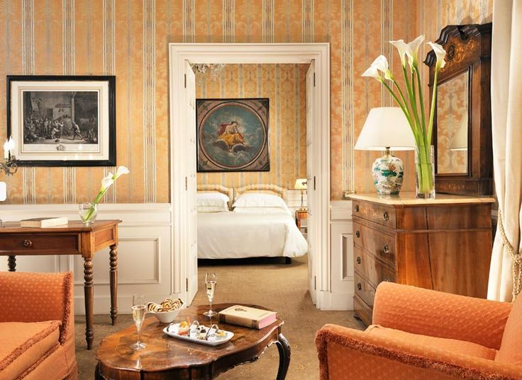 Hotel Helvetia Bristol Luxury In Central Florence