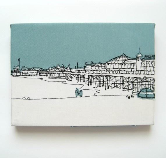 Brighton Pier....love this!