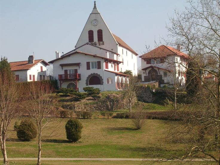 Eglise de Villefranque