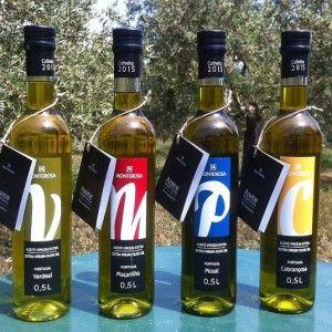 Monterosa Olive Oil - winner of multiple international medals. Produced in Moncarapacho, East Algarve, Portugal.