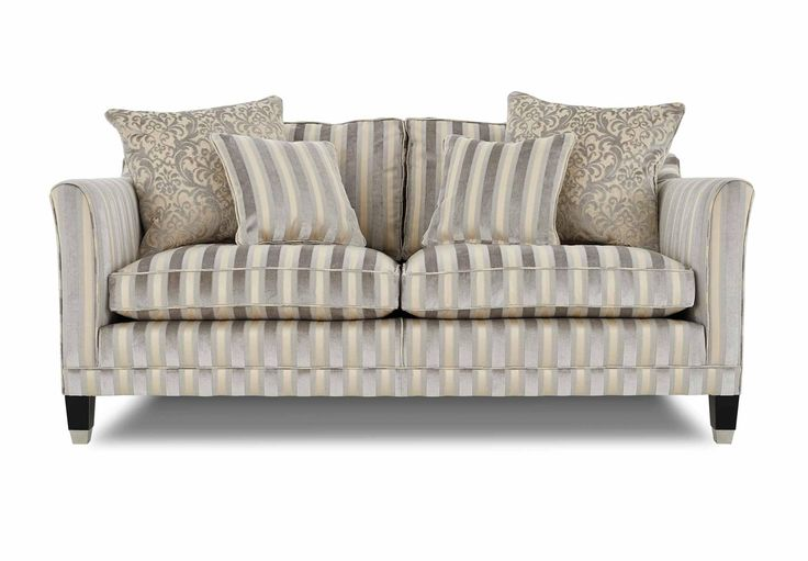 3 seater classic back sofa duresta belgrave living for Furniture village sofa