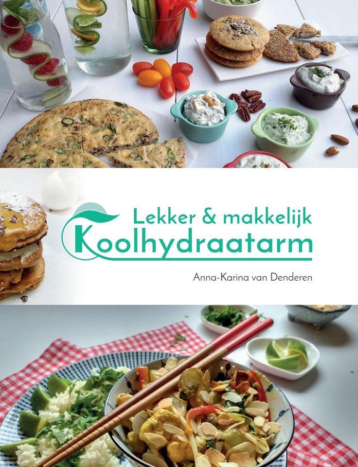 Lekker & makkelijk Koolhydraatarm Kookboekfragment