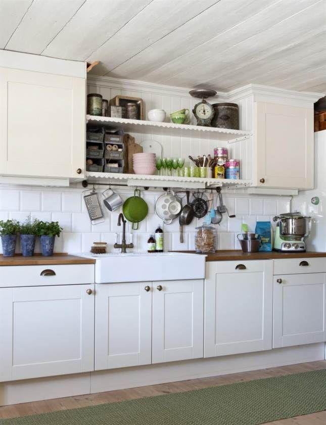 Die besten 25+ Ikea adel Küche Ideen auf Pinterest Weiße IKEA - ikea k che landhausstil