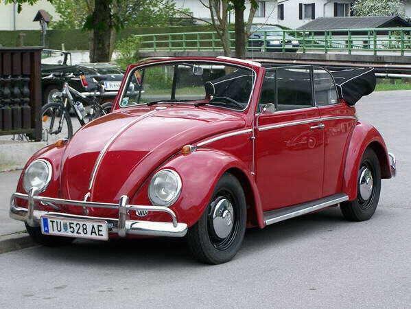 VW 1300 Cabriolet (Type 15) - Bj. 1965