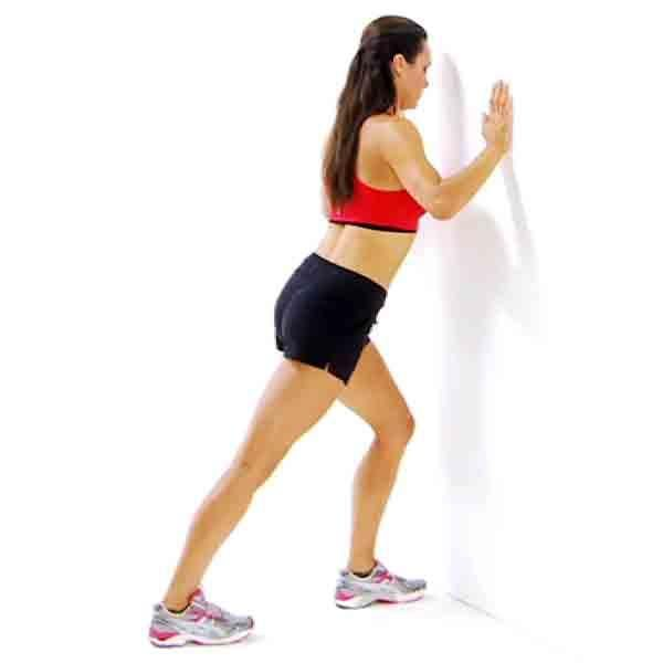 Stretching the calf muscles regularly can help to improve flexibility. Below we explain how to properly stretch the calf muscles.  The calf muscles mainly consist of the larger gastrocnemius muscle and the soleus muscle which is located deeper and lower down the leg. To effectively stretch both