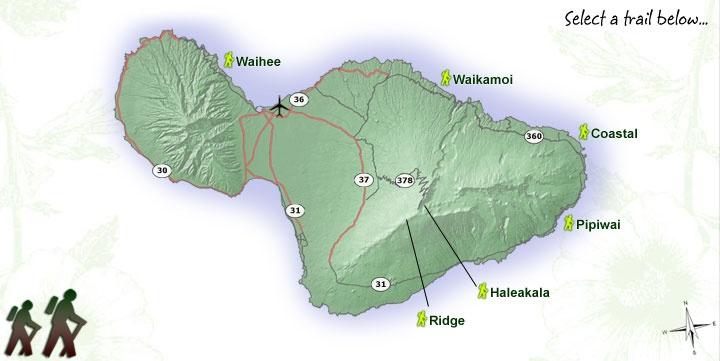 Bucket List- Hiking on Maui ♥
