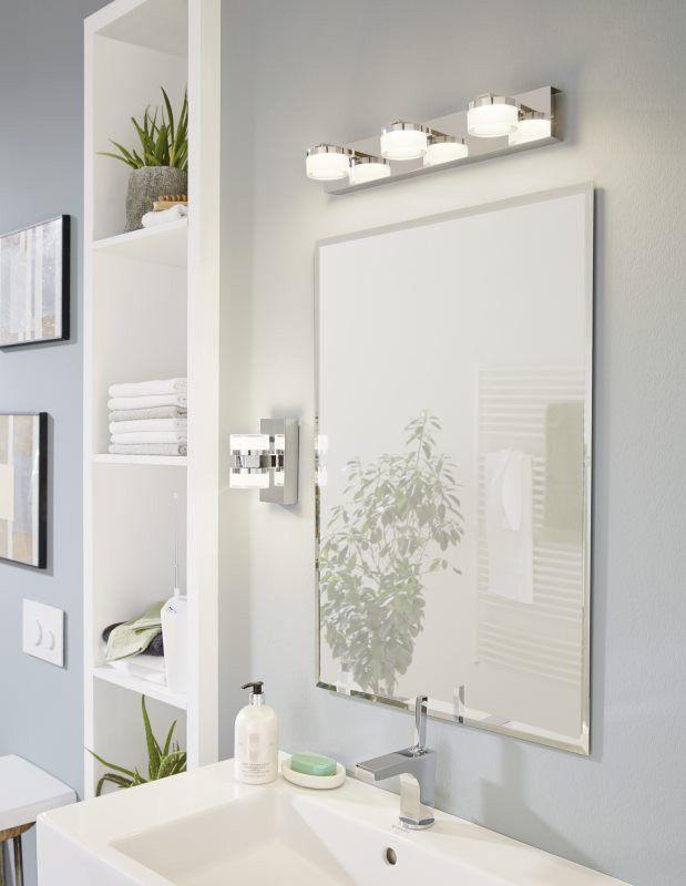 die besten 25 spiegelleuchte bad ideen auf pinterest. Black Bedroom Furniture Sets. Home Design Ideas