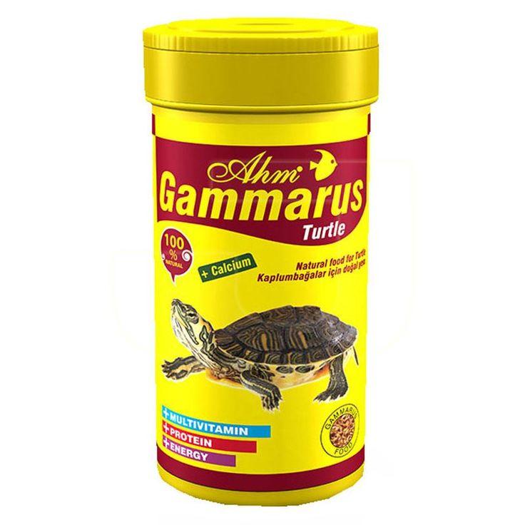 Kaplumbağalar için, tüm ihtiyaçlarını karşılamak amacıyla özenle hazırlanmış, dengeli içeriğiyle tam bir beslenme sağlayan kaplumbağa yemi.