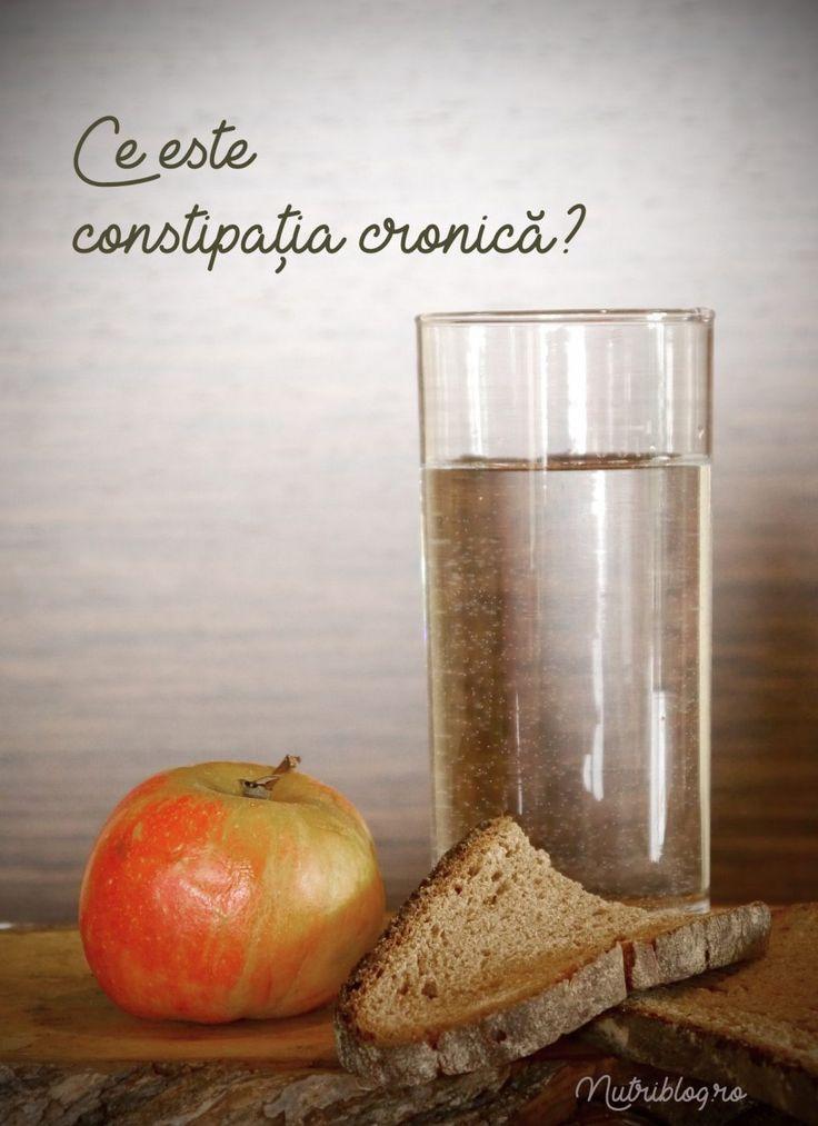 Ce este constipația cronică? - Nutriblog