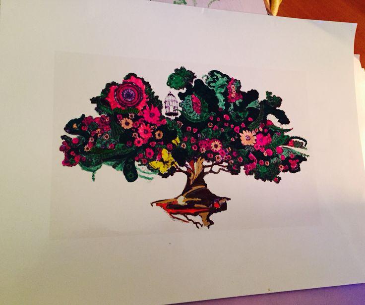 Mandala arbol