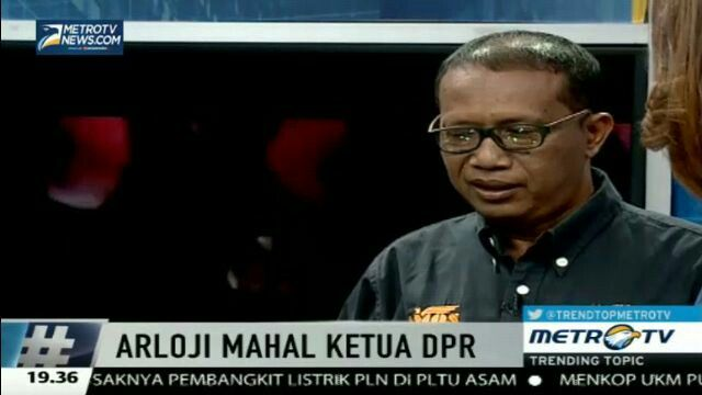 In metro tv news
