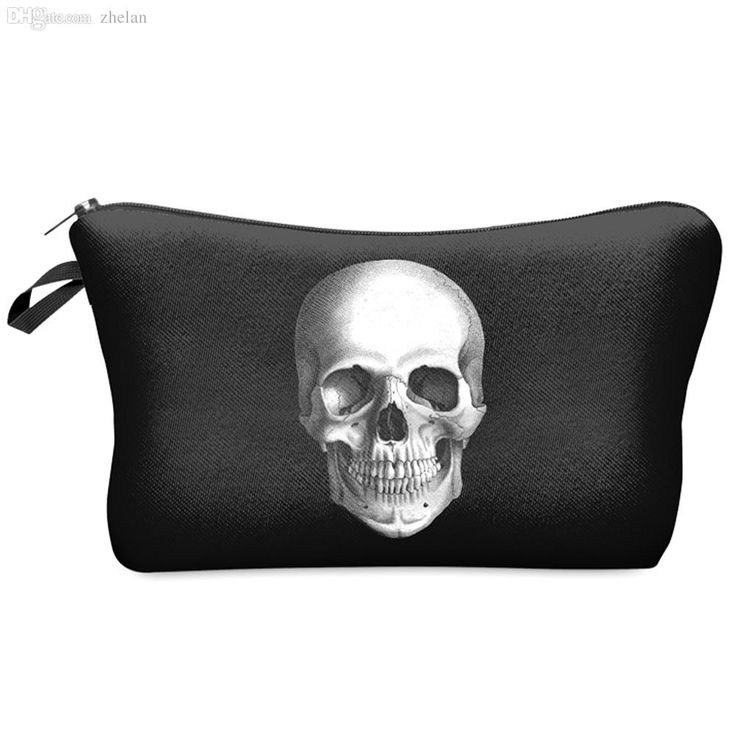 buy makeup online, cheap makeup uk and cosmetic brands are all of cheap price now on DHgate.com and it is a chance you can't miss. The portable wholesale-multi-colors clutch storage women cosmetic cases 3d print fashion skull black lady travel handbag makeup bag h42 of zhelan can meet your requirement.