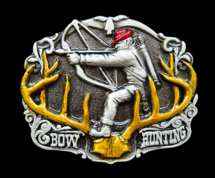 BOW ARROW HUNTER HUNTING SEASON GAME BELT BUCKLE #hunter #hunting #hunterbuckle #hunterbeltbuckle #huntingbuckle #huntingbeltbuckle #bowandarrow #bowandarrowbuckle #beltbuckle #buckles