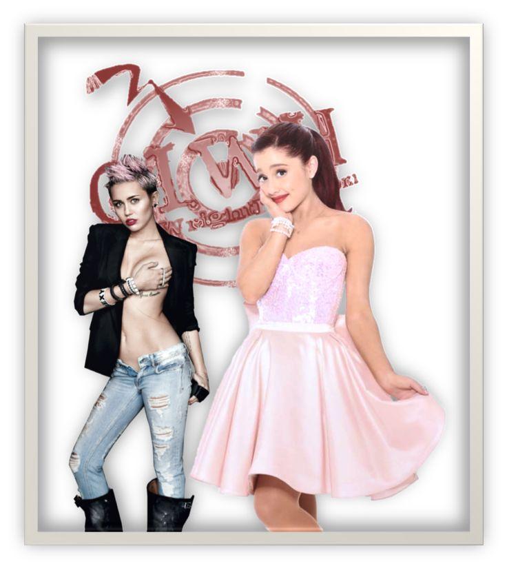 Miley Cyrus Vs. Ariana Grande Best New Year's