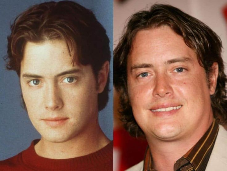 """""""Jeremy London used to be every teenage girl's fantasy as Griffin on Party of Five,' but these days … not so much."""""""