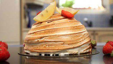 La recette de l'omelette norvégienne, qui fait sa star… Le Gâteau de mes Rêves Téva - Teva.fr