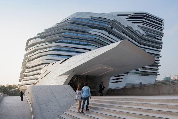 Zaha Hadid Architects | Hong Kong Polytechnic University