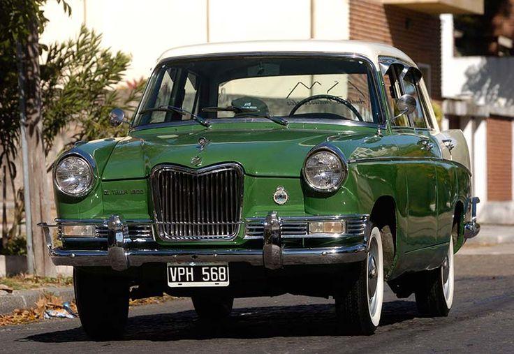 70 años de la industria automotriz #Clarin70Aniversario