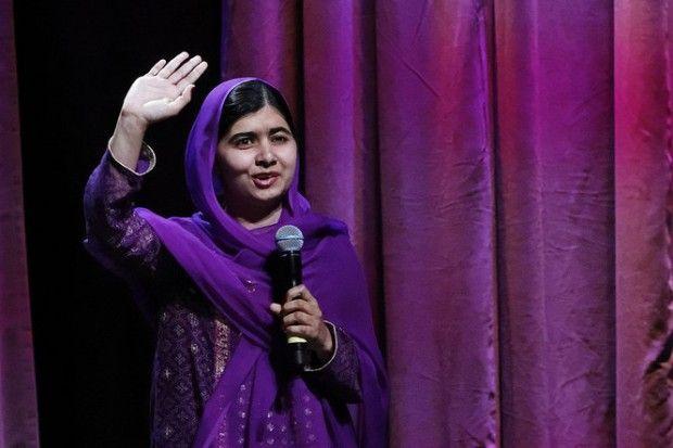 "#PORTLAND #SWD #GREEN2STAY Comment on ""Nobel Prize winner Malala Yousafza speaks at the Moda Center in Portland"""