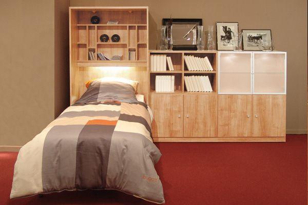 1000 ideen zu klappbetten auf pinterest murphy schreibtisch murphy etagenbetten und tische - Schrankbett bs mobel ...