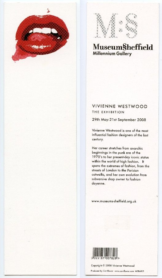 Vivienne Westwood - Sheffield Museum 2008
