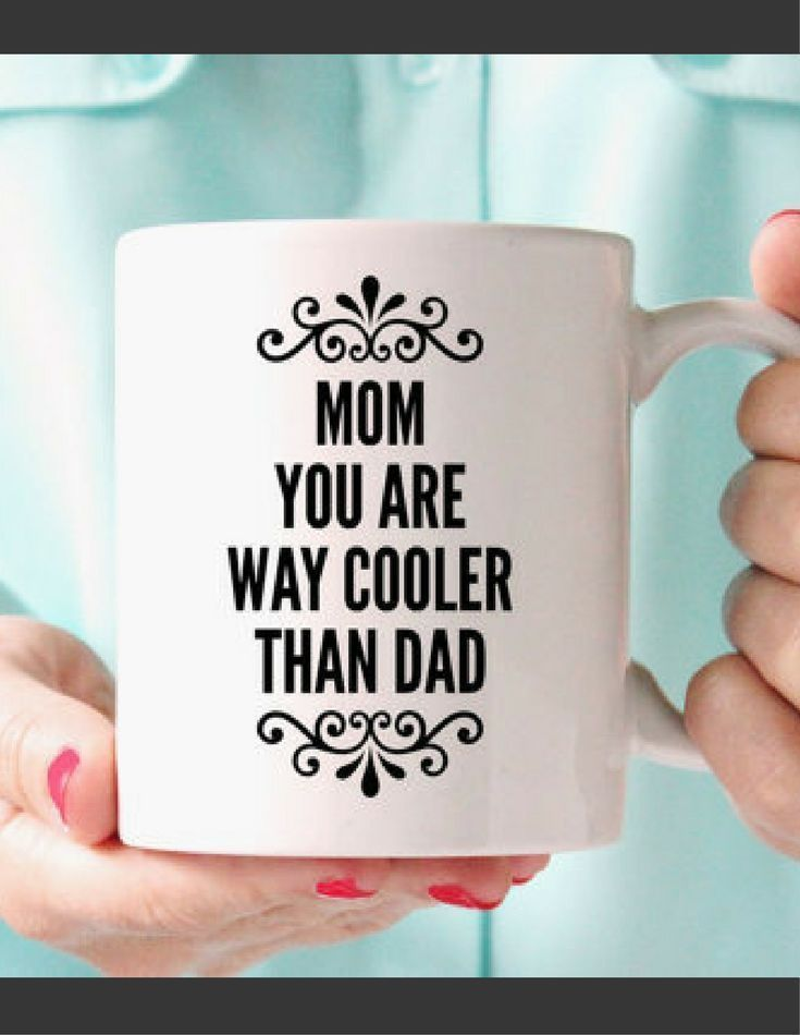 Now It S Official Cool Gift For A Cool Mom Mother S Day Gifts