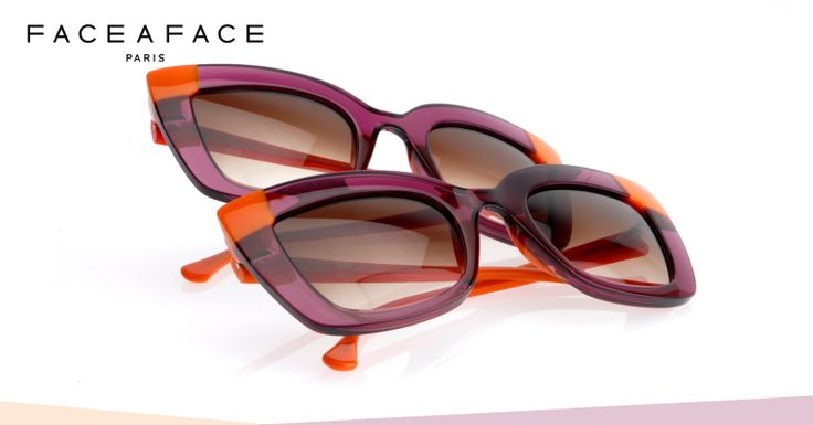 #faceaface Poppy. This frame will be perfect this summer... right under the sun. // www.faceaface-paris.com