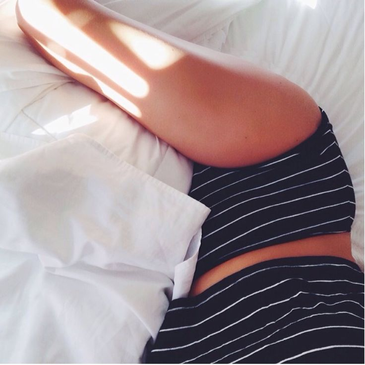Mornings with #seewantshop in our black and white striped pyjamas. This is how you wake up