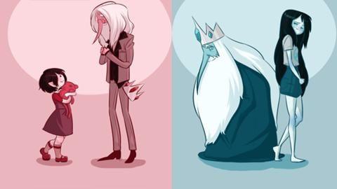 Marceline – Adventure Time Wiki – Finn, Jake, Charaktere, Episoden